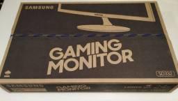 "MonitorMonitor Gamer Samsung, LED 24"", FullHd com Nf e Garantia, Valor: 899,00"