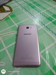 Galaxy J7 prime Rosê - tudo 100% original - aceito cartão | entrego