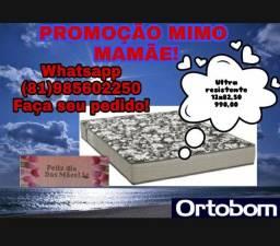PROMOÇÃO Distribuidora Ortobom.