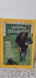 12 revistas National geografhic 1970 americanas jane/dez