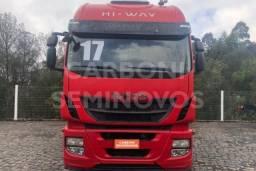 Iveco Hi Way 600S44 6X2, ano 2016/2017