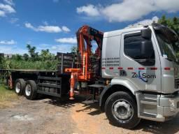 Serviços caminhão munck até 10 tons volvo vm 260 (2012)