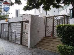 Apartamento para alugar, 70 m² - Casa Forte - Recife/PE
