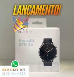 PROMOÇÃO! Xiaomi AMAZFIT GTR 2e / Novo Lacrado GARANTIA