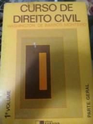 Livros de curso de direito