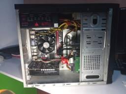 PC Gamer - Xeon 1230. v2 (i7-3570) + Rx 550 4 GB