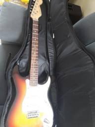 guitarra conpleta 700 reais zap *
