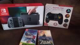 Nintendo Switch novo