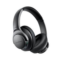 Fone sem fio com cancelamento de ruído Soundcore Anker Q20