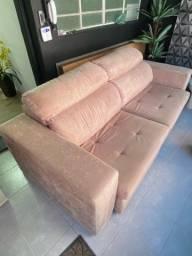 Sofa retrátil e reclinável top