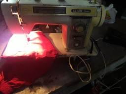 Máquina de costura antiga Elgin  Genius