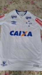 Camisa do Cruzeiro 2016
