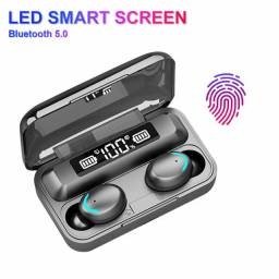 Fone De Ouvidos F9-5 Stéreo - Bluetooth 5.0 Binaural