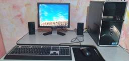 Pc Completo, Core 2 Duo, 6Gb Ram, Hd 250, Monitor 15