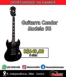 Guitarra Condor Modelo SG