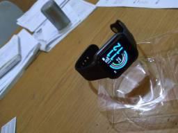 Smartwatch D20 R$60 em 3x sem juros no cartão