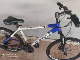 Vende-se Bike para trilha ou asfalto.<br>