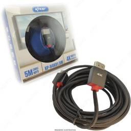 Cabo Knup HDMI 4k