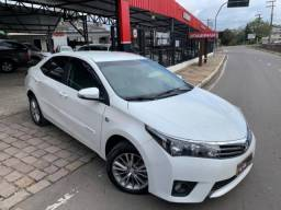Título do anúncio: Toyota Corolla 2.0 16v Xei Flex Multi-drive S 4p