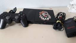 Playstation 2 Slim Otimo estado