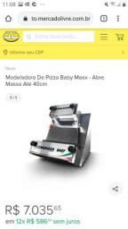 Modeladora de massas Baby maxx tecnopizza