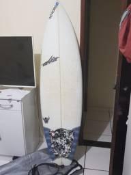 Prancha de Surf 6.1 Wetworks + Capa