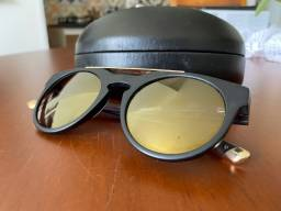 Óculos de sol Evoke Upper III - Black Matte espelhado