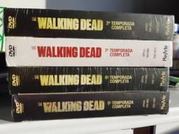 Coleção Walking Dead Lacrada