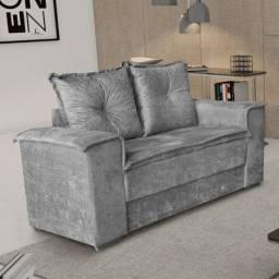 Sofa de 2 Lugares Paula Estofados Linhares (Promoção)
