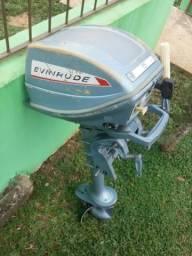 Vendo motor evirude - 1992