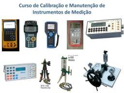 Curso de Calibração de Instrumentos de Medição
