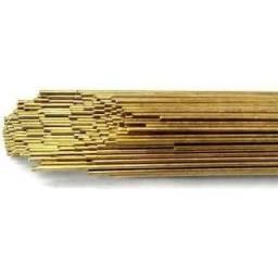 Varetas de solda Latão 2,3mm - 43cm comprimento