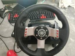 Vendo volante Logitech G27