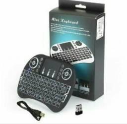 Mini teclado virtual