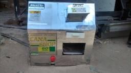 Máquina de caldo de cana( aceito cartão)