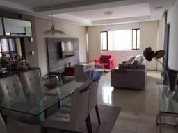 Apartamento com 3 dormitórios para alugar, 126 m² por R$ 3.500/mês - Boa Viagem - Recife/P