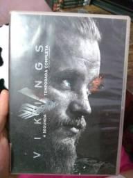 Vendo/troco serie original de Vikings