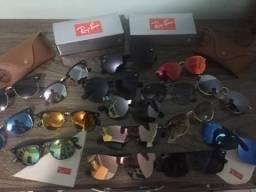Óculos de sol Rayban, Dior, Prada, Gucci etc. Solares