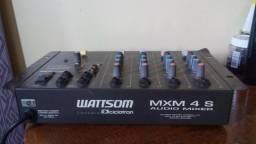 Mesa de Som WATTSOM MXM 4S Original