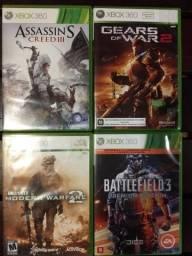 Jogos originais para Xbox 360 (15 unidades)
