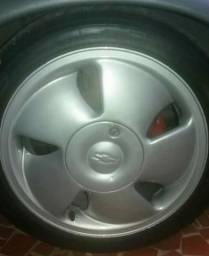 Vendo roda catavento 15