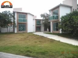 Duplex 4 quartos - alto padrão condomínio deck canal palmer