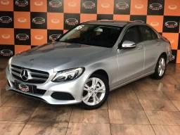 Mercedes C180 1.6 CGI Avantgarde Exclusive - 2016