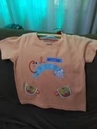 Camisa infantil