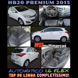 HB20 Premium 2015 Top de Linha