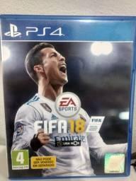 FIFA 18 VENDO OU TROCO