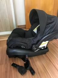 Bebê conforto maxi cosi mic completo com suporte isofix para o carro e adaptador