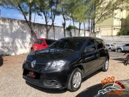 Renault Sandero 2018 1.0 com entrada de 14.000,00