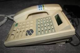 Telefone (Terminal) Intelbras TI 730i Inteligente Branco em Metal/Plástico