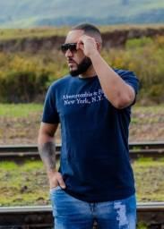 Camiseta Abercrombie e Fitch Original EUA